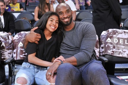 Kobe Bryant, 41 & Daughter Gianna, 13 Perish In Helicopter Crash