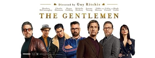 The Gentleman – Guy Ritchie Is Back To His Best!