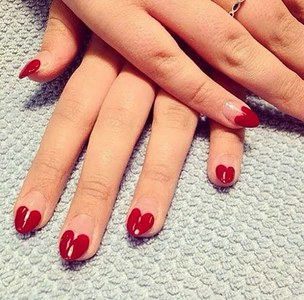 Nail Art Inspiration For Valentine's Day!