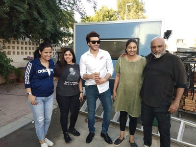 Ahsan Khan Reunites With Harpic In Brand New Campaign!
