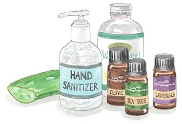 DIY - How To Make Sanitizing Gels & Sprays