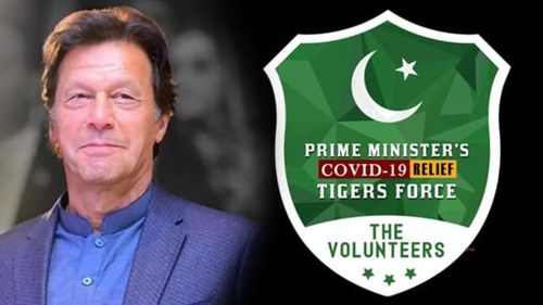 Over 500,000 Apply For PM's Corona Relief Tiger Force