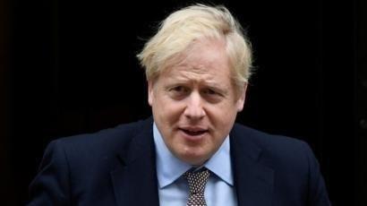 Boris Johnson In Intensive Care