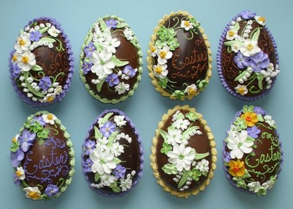 Easter Recipe: Chocolate Eggs!