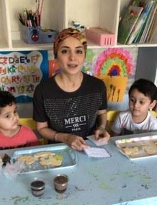 Sarwat Gilani's Artistic Quarantine