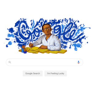 Google recalls Saadat Hasan Manto's 108th birthday with Doodle