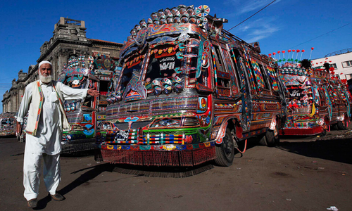 Sindh to resume public transport three days after Eid ul Fitr.