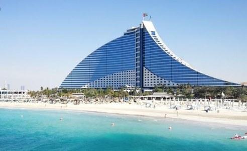 Jumeirah Beach Hotel Suspends Stays Until 2021