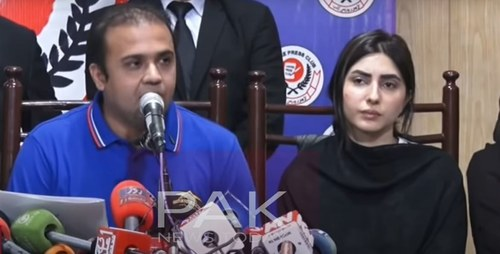 Uzma Khan Press Conference Conveys Her Side Of The Story