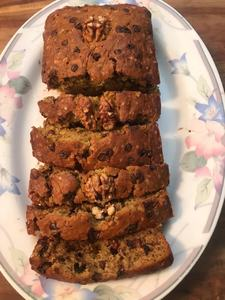 Delicious Homemade Banana Bread!