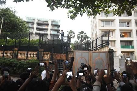 Shah Rukh Khan's bungalow, Mannat