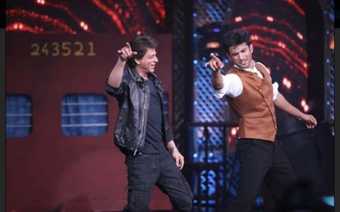 The SRK and Sushant Connect