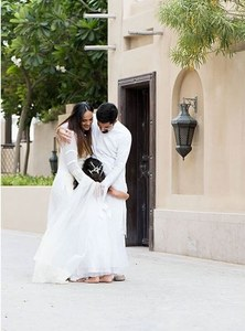 Aamina Sheikh Ties the Knot in an Intimate Ceremony