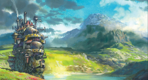 Edition Picks: The Fantastical World of Anime