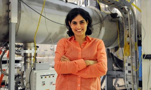 Nergis Mavalvala Makes Gravitational Waves in Science
