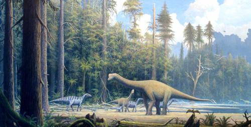 Dinosaurs in Pakistan