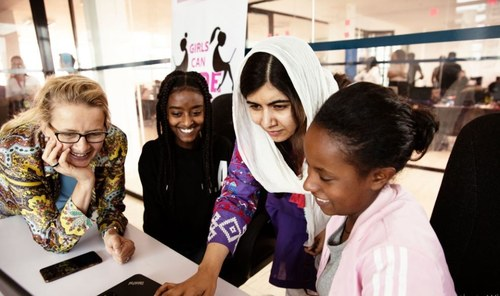 Malala to Give Back Through TikTok