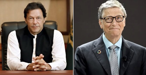 Bill Gates & PM Imran Khan Discuss Pakistan's COVID-19 Strategy