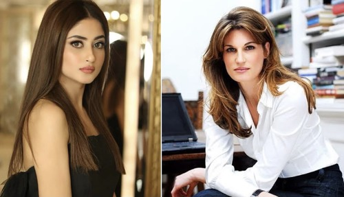 Sajal Aly to Star in Jemima Goldsmith's Rom-Com