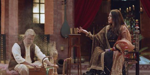 Hadiqa Kiani's 'Jaanay Iss Dil' is the First of Its Kind