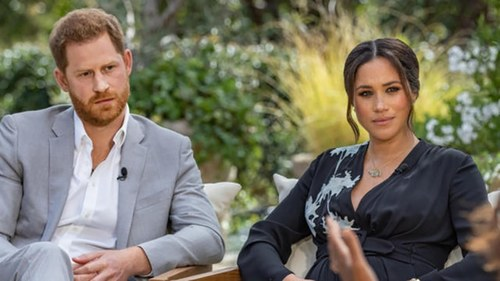 Meghan Markle and Prince Harry's Tell-all Oprah Interview