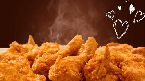 Fried Chicken - The World's Comfort Food