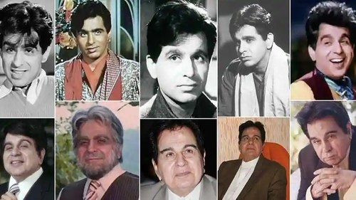 The Many Moods of Dilip Kumar
