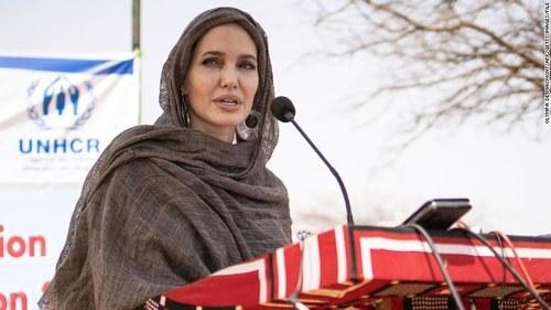 Angelina Jolie Joins Instagram