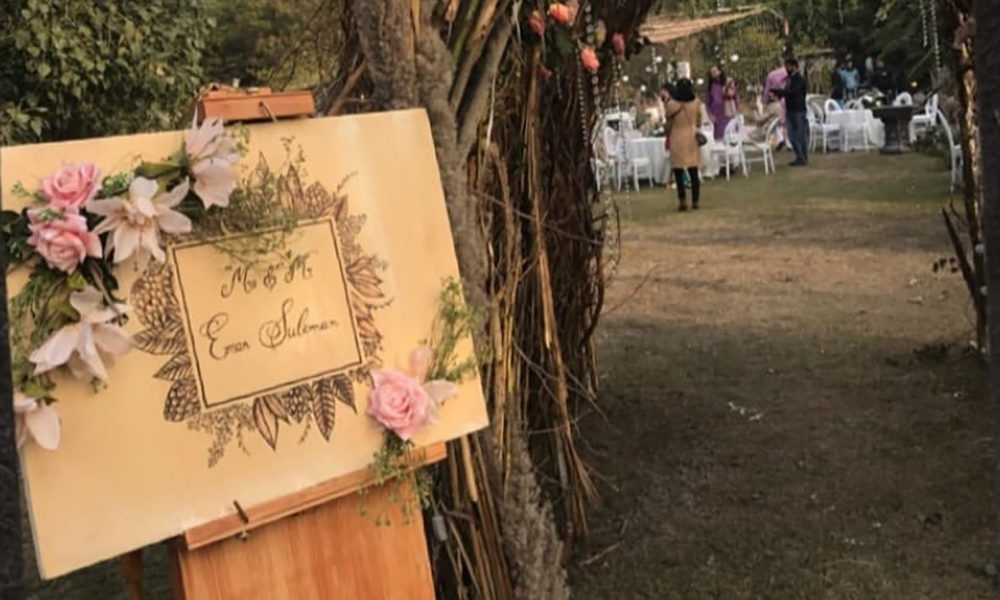 Eman Suleman Ties The Knot!