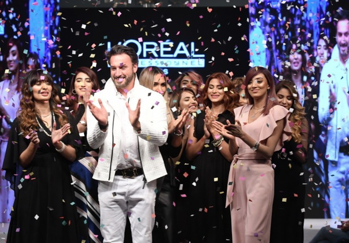 L'Oréal Professionnel Hosts First Hair Fashion Tour In Pakistan!