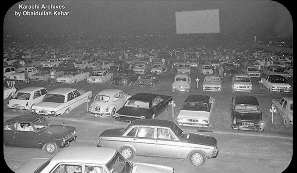 The Drive-In Cinema Trend Makes a Comeback