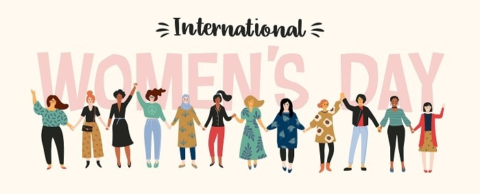 A CoVID-19 Compliant Women's Day Celebration