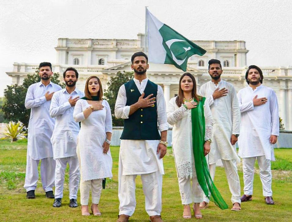 Likee celebrates Independence Day with Talha Talib