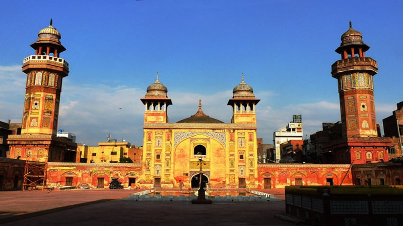 A Weekend in Lahore