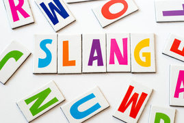 Edition History: Slang Words And When They Came To Be Used!