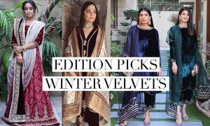 Edition Picks: Must Invest In Winter Velvets!