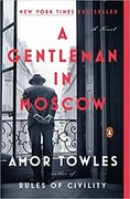 Edition Reads: A Gentleman in Moscow