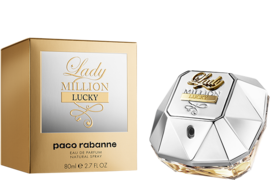 Paco Rabanne: Lady Million lucky