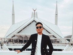 Michael Jackson's Nephew, Jaafar Jackson, On Tour In Pakistan