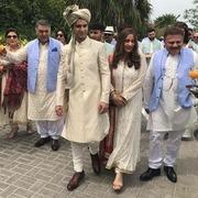 Ahad Raza Mir & Sajal Aly Tie The Knot In Abu Dhabi!