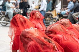 The Culture Of Performance Art With 'Lal Jadoo'