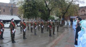The Punjab Police Honour Medics