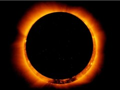 The 'Ring of Fire' Solar Eclipse Expected Tomorrow