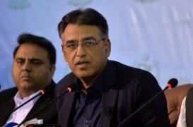 Asad Umar Warns K-Electric Over Persistent Load-Shedding