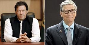 Bill Gates & PM Imran Khan Discuss Pakistan's COVID-19 Strategy