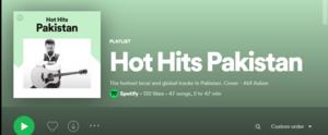 Spotify finally lands in Pakistan!
