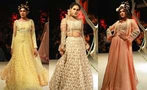 The Secret Garden - A Look Into Fashion Pakistan Week 2021