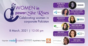 """Women in Power – She Rises"" Webinar Brings Together"