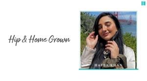 Painter and Graphic Artist: Hafsa Khan