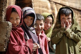 The Diverse Faces of Pakistan: The Balti People